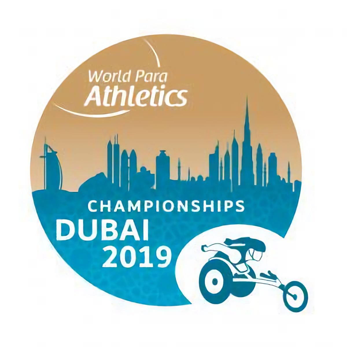 港隊完成2019世界殘疾人田徑錦標賽200米賽事