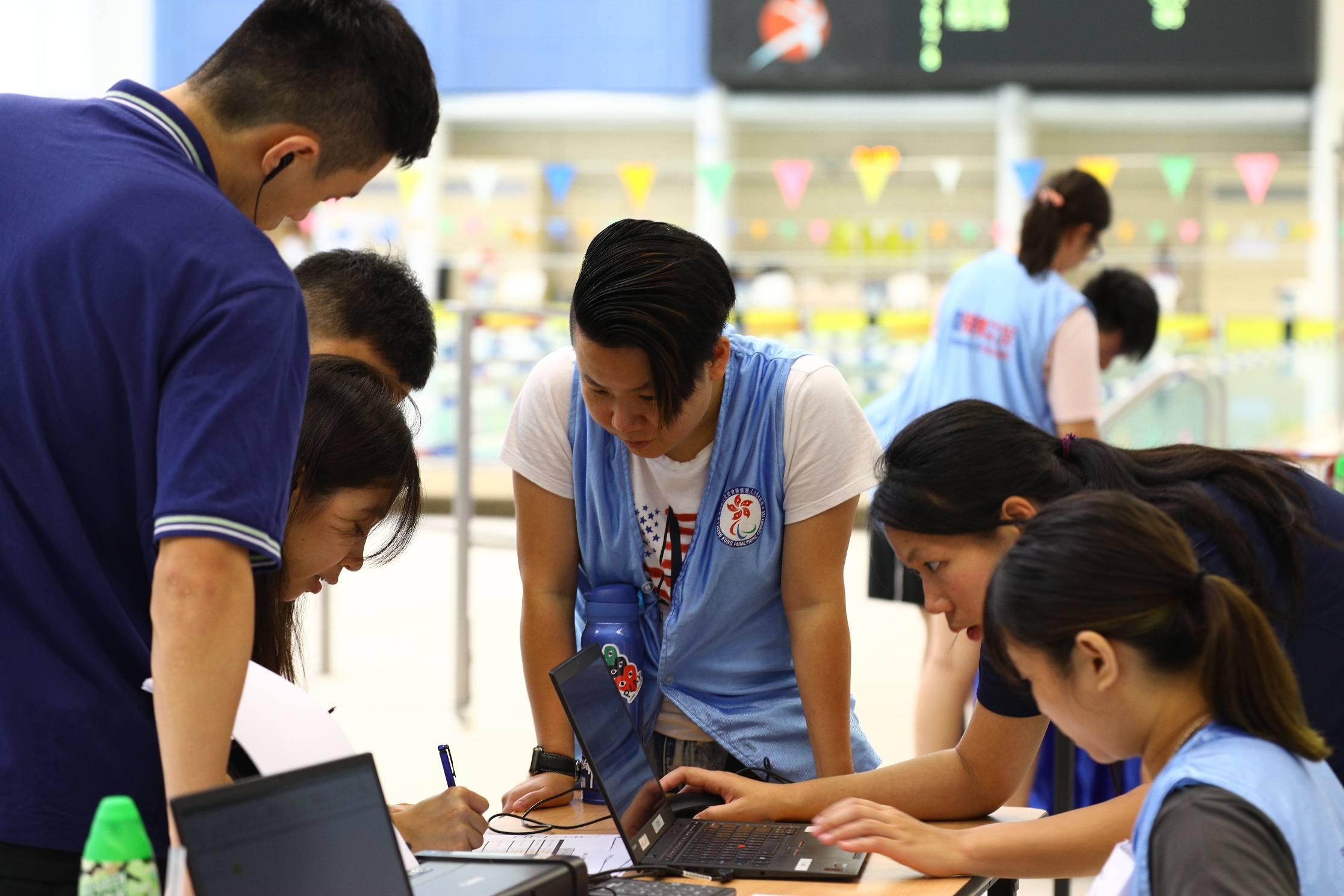 香港殘疾人游泳錦標賽2019
