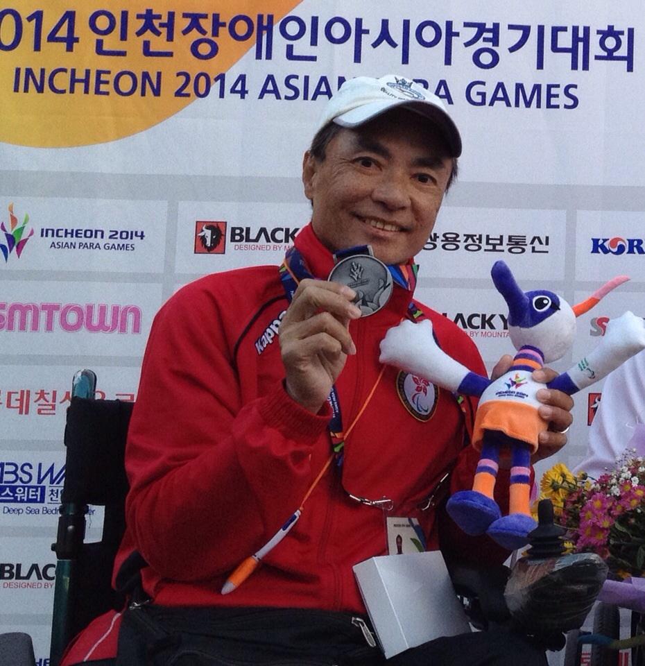 運動員譚智明先生因病辭世