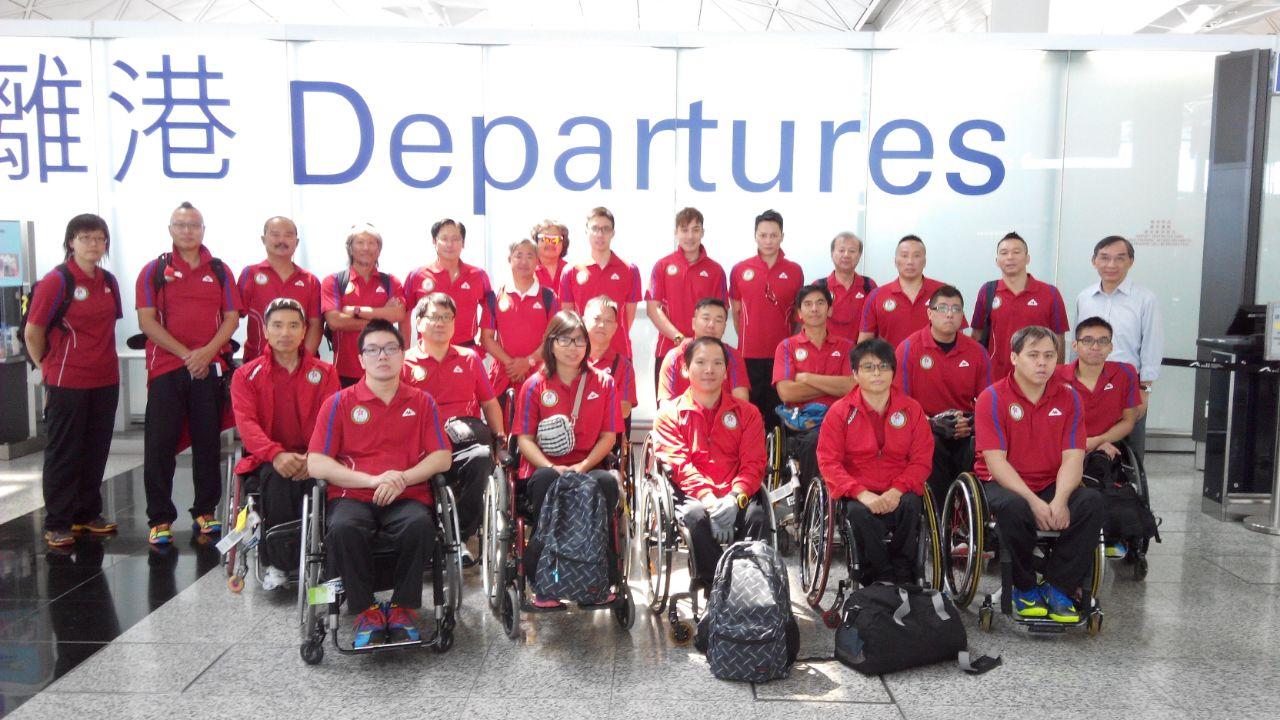 仁川2014亞洲殘疾人運動會 進入倒數階段