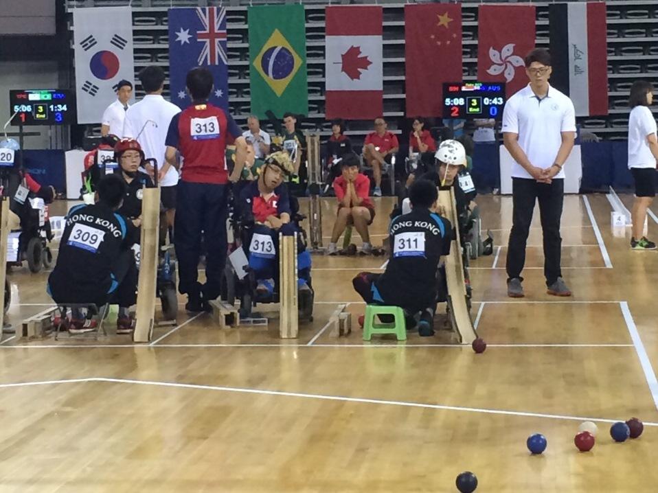 韓國硬地滾球世界公開賽2015