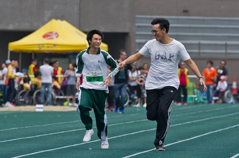香港殘疾人士田徑錦標賽圓滿結束