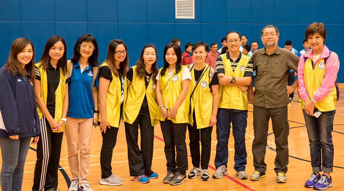 香港殘疾人士週年羽毛球錦標賽