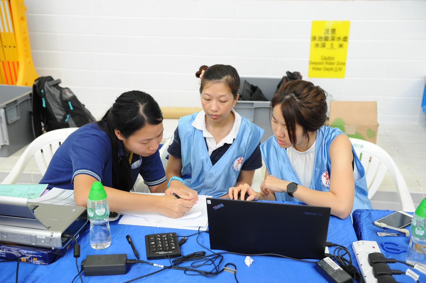香港殘疾人士游泳錦標賽