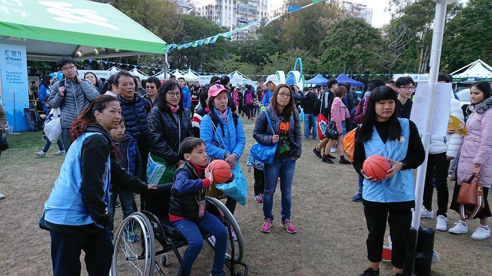 渣打香港馬拉松嘉年華2018