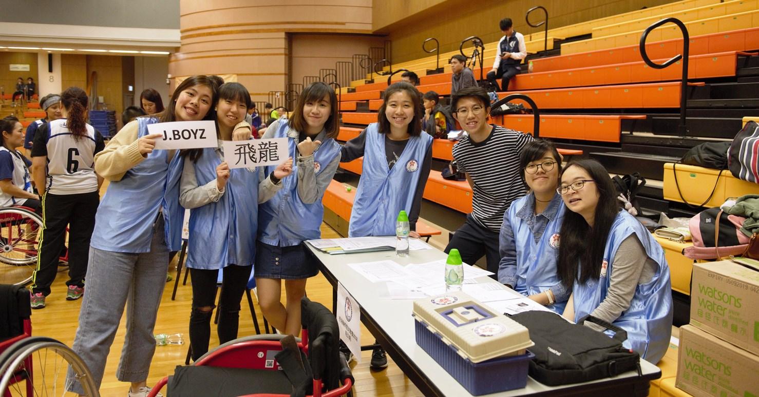 香港輪椅籃球聯賽2018