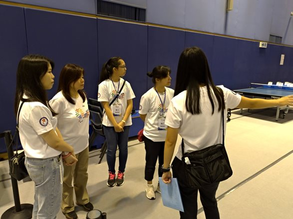 香港殘奧日2018