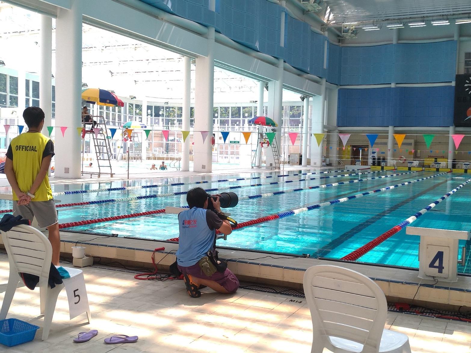 香港殘疾人士游泳錦標賽2018