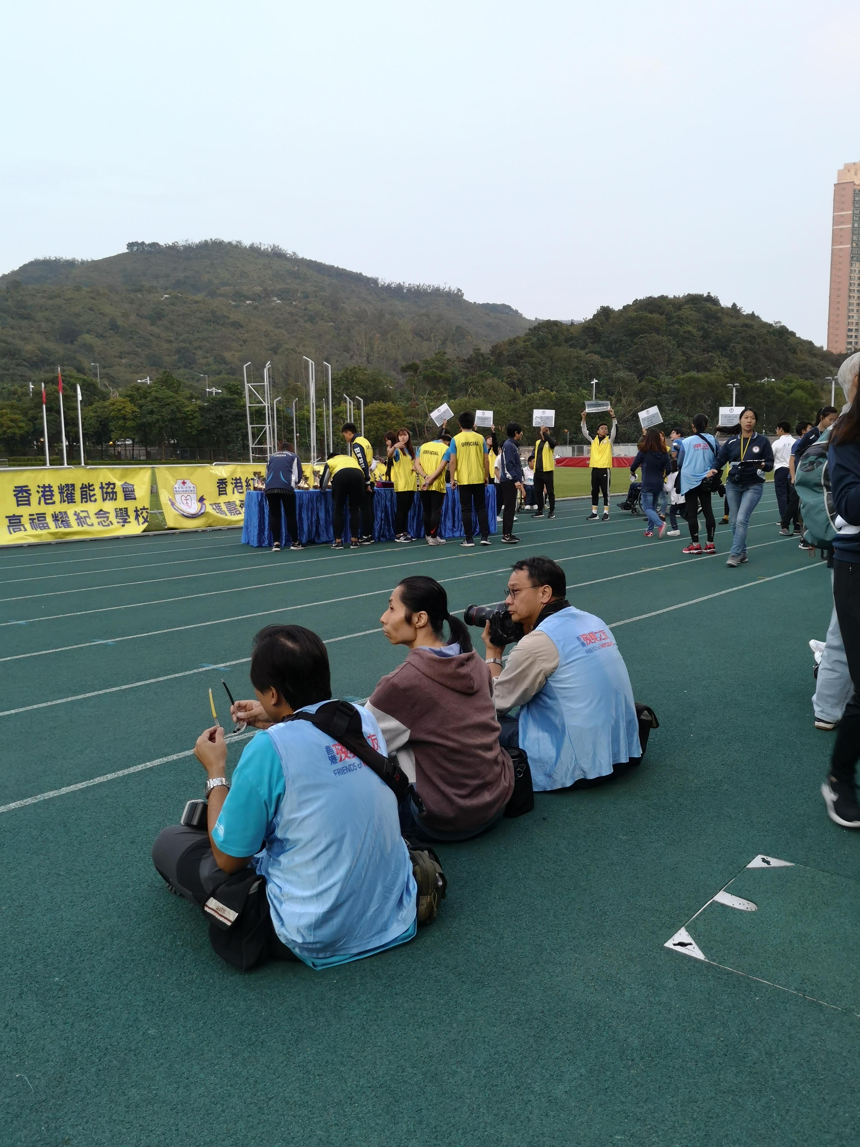 香港殘疾人士田徑錦標賽2018